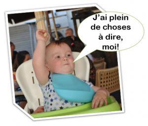 Henry - j'ai des choses à dire langage des signes pour bebe bebeblabla.fr