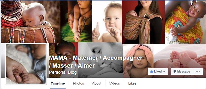 Page facebook Mama
