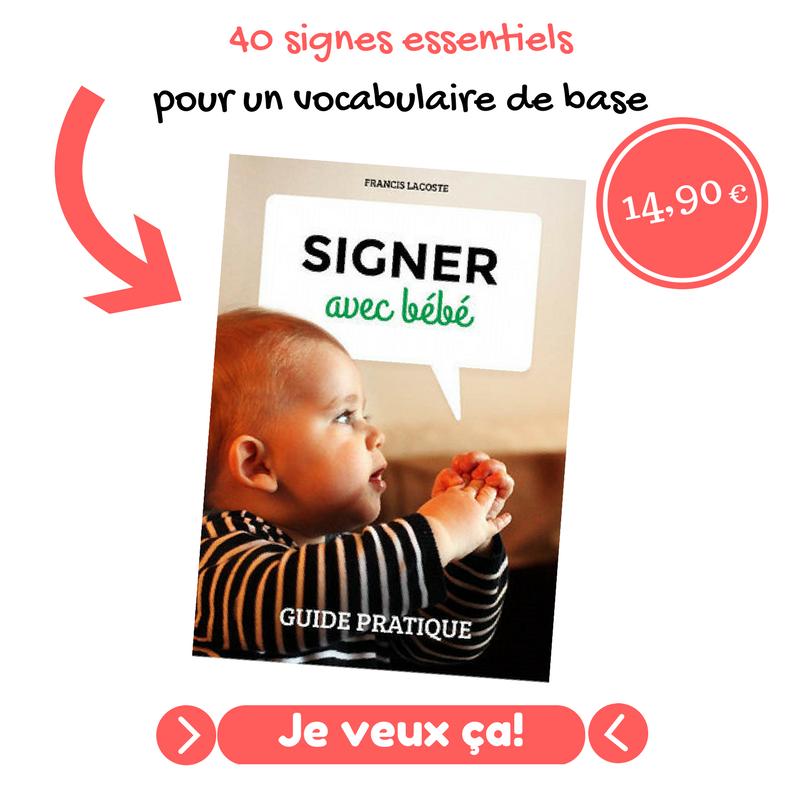 acheter l'ebook signer avec bébé de Francis Lacoste